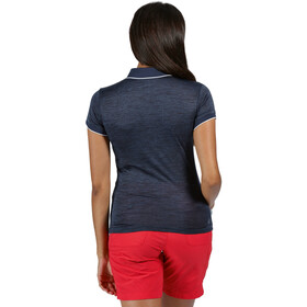 Regatta Remex II Camiseta Manga Corta Mujer, dark denim
